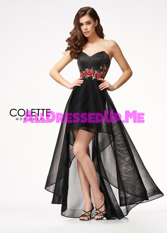 Colette - CL18213 - All Dressed Up, Prom Dress