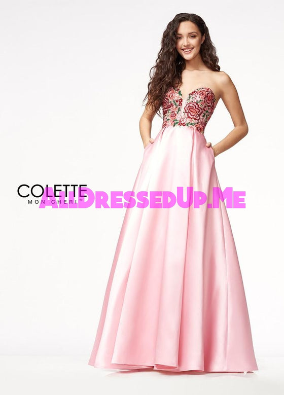 Colette - CL18214 - All Dressed Up, Prom Dress