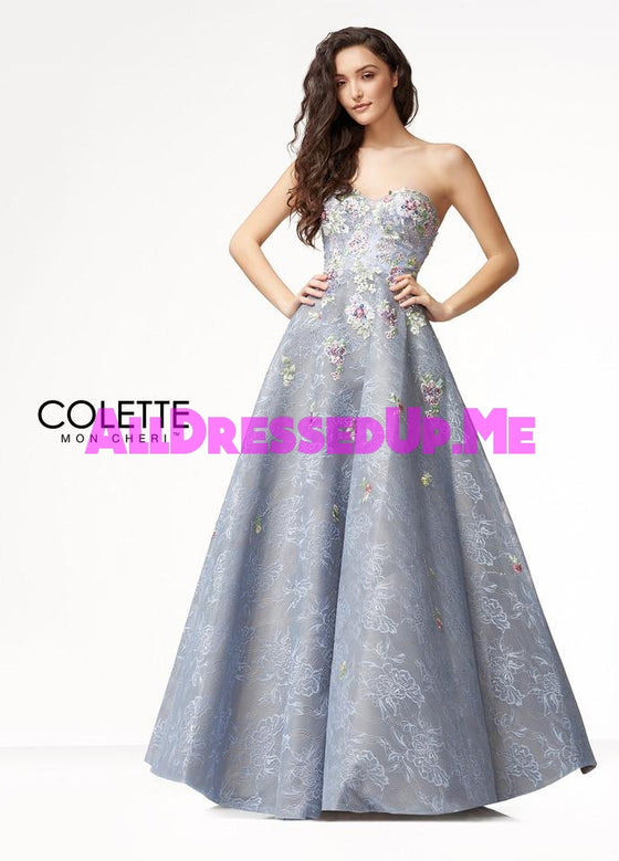 Colette - CL18216 - All Dressed Up, Prom Dress