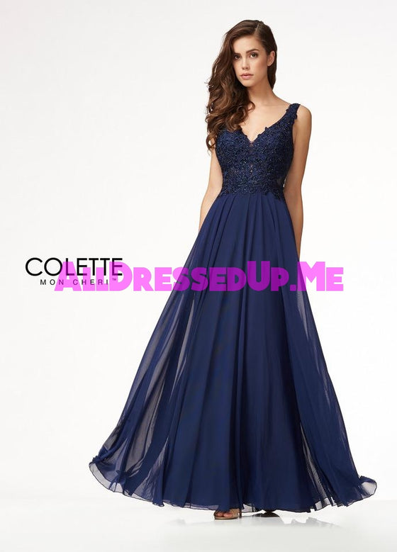 Colette - CL18223 - All Dressed Up, Prom Dress