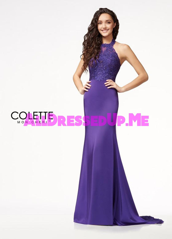Colette - CL18224 - All Dressed Up, Prom Dress