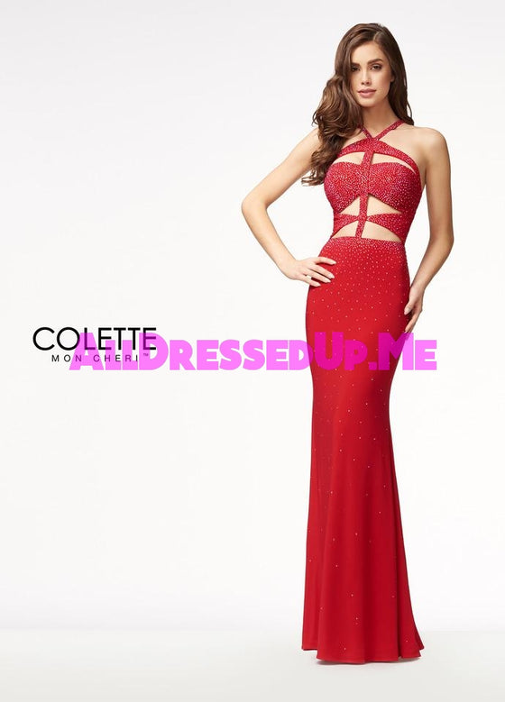 Colette - CL18227 - All Dressed Up, Prom Dress