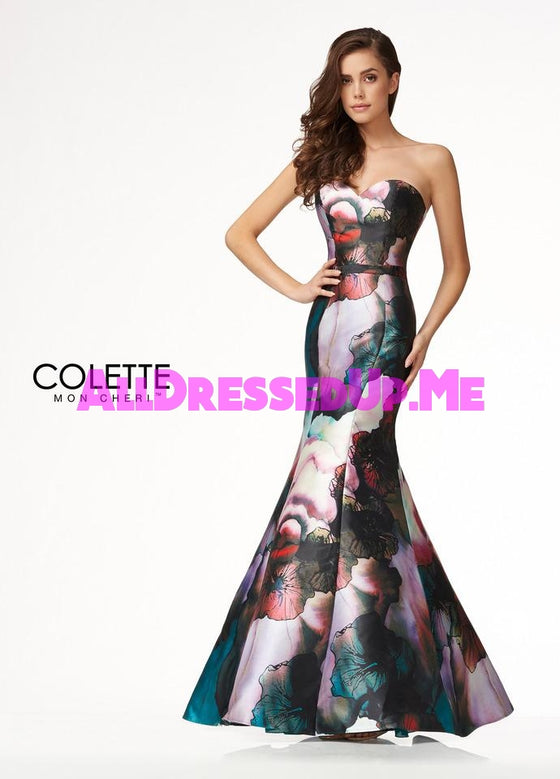 Colette - CL18233 - All Dressed Up, Prom Dress