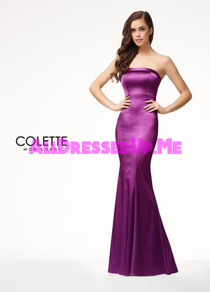 Colette - CL18264 - All Dressed Up, Prom Dress - - Dresses Two Piece Cut Out Sweetheart Halter Low Back High Neck Print Beaded Chiffon Jersey Fitted Sexy Satin Lace Jeweled Sparkle Shimmer Sleeveless Stunning Gorgeous Modest See Through Transparent Glitter Special Occasions Event Chattanooga Hixson Shops Boutiques Tennessee TN Georgia GA MSRP Lowest Prices Sale Discount