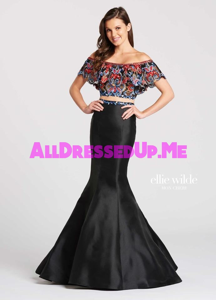 Ellie Wilde - EW118025 - All Dressed Up, Prom Dress - All Dressed Up ...