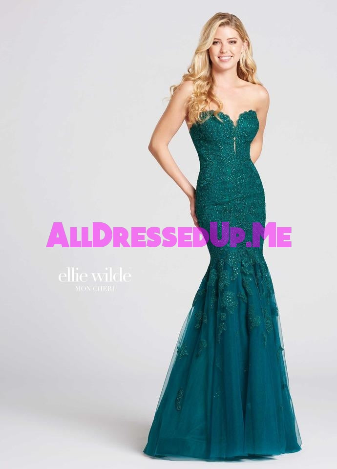 Ellie Wilde - EW118082 - All Dressed Up, Prom Dress - All Dressed Up ...