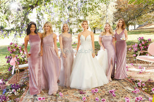 Bridesmaids Dress - 21670 - 21670W - 42 Colors & 24 Sizes - Morilee HQ