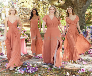 Bridesmaids Dress - 21652 - 21652W - 5 Colors & 24 Sizes - Morilee HQ