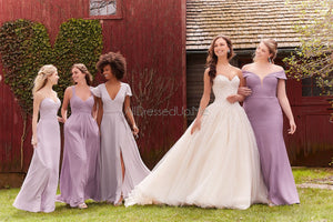Morilee - 21637 - 21637W - All Dressed Up, Bridesmaids Dresses