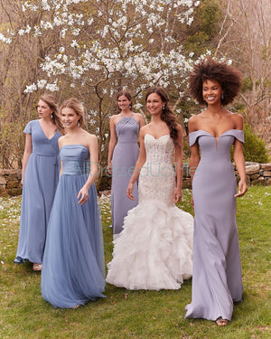Morilee - 21638 - 21638W - All Dressed Up, Bridesmaids Dresses