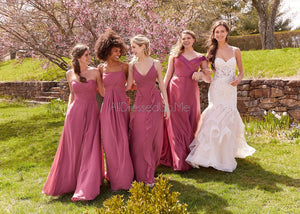 Morilee - 21643 - 21643W - All Dressed Up, Bridesmaids Dresses