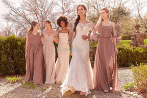 Morilee - 21642 - 21642W - All Dressed Up, Bridesmaids Dresses