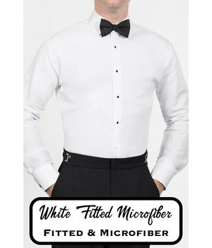 Tux Shirt - All Dressed Up, Tuxedo Rental