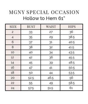 MGNY - 72125 - All Dressed Up, Mother/Party Dress