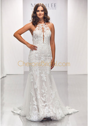 Morilee - 2303 - Bonita - Cheron's Bridal, Wedding Gown - Morilee - - Wedding Gowns Dresses Chattanooga Hixson Shops Boutiques Tennessee TN Georgia GA MSRP Lowest Prices Sale Discount
