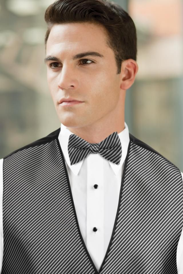 Synergy Bow Tie - All Dressed Up, Tuxedo Rental