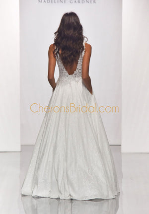 Voyage - 6943 - Betsey - Cheron's Bridal, Wedding Gown - Morilee - - Wedding Gowns Dresses Chattanooga Hixson Shops Boutiques Tennessee TN Georgia GA MSRP Lowest Prices Sale Discount