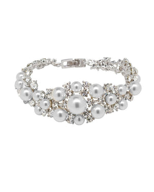 David Tutera Embellish - Yasmeen Bracelet - All Dressed Up, Jewelry