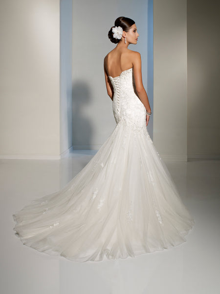 Sophia Tolli - Marielena - Y11215 - All Dressed Up, Bridal Gown