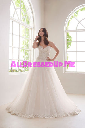 Sophia Tolli - Morganite - Y21816 - Y21816LS - All Dressed Up, Bridal Gown - Mon Cheri - - Wedding Gowns Dresses Chattanooga Hixson Shops Boutiques Tennessee TN Georgia GA MSRP Lowest Prices Sale Discount