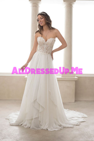 Sophia Tolli - Almandine - Y21826 - Y21826LS - All Dressed Up, Bridal Gown - Mon Cheri - - Wedding Gowns Dresses Chattanooga Hixson Shops Boutiques Tennessee TN Georgia GA MSRP Lowest Prices Sale Discount