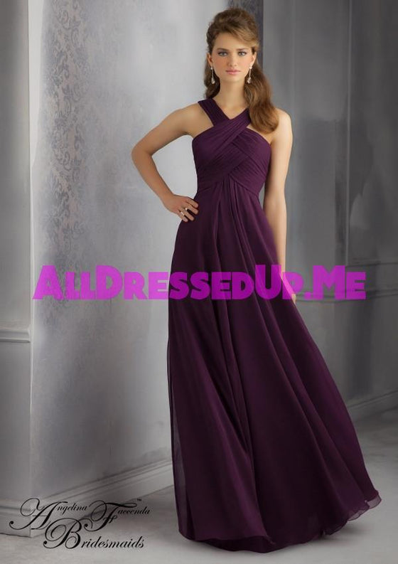 Angelina Faccenda - 20434 - All Dressed Up, Bridesmaids - Morilee - - Dresses Wedding Chattanooga Hixson Shops Boutiques Tennessee TN Georgia GA MSRP Lowest Prices Sale Discount