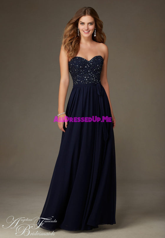 Angelina Faccenda - 20474 - All Dressed Up, Bridesmaids - Morilee - - Dresses Wedding Chattanooga Hixson Shops Boutiques Tennessee TN Georgia GA MSRP Lowest Prices Sale Discount