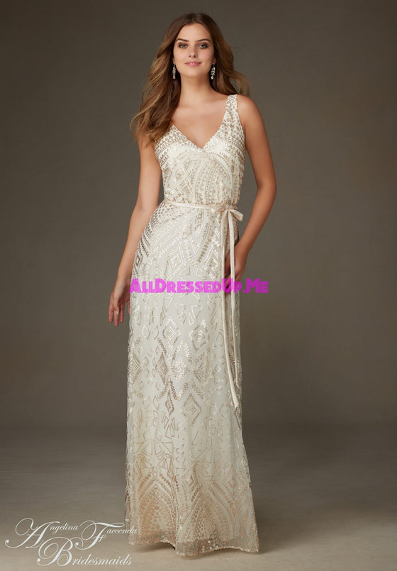 Angelina Faccenda - 20476 - All Dressed Up, Bridesmaids - Morilee - - Dresses Wedding Chattanooga Hixson Shops Boutiques Tennessee TN Georgia GA MSRP Lowest Prices Sale Discount