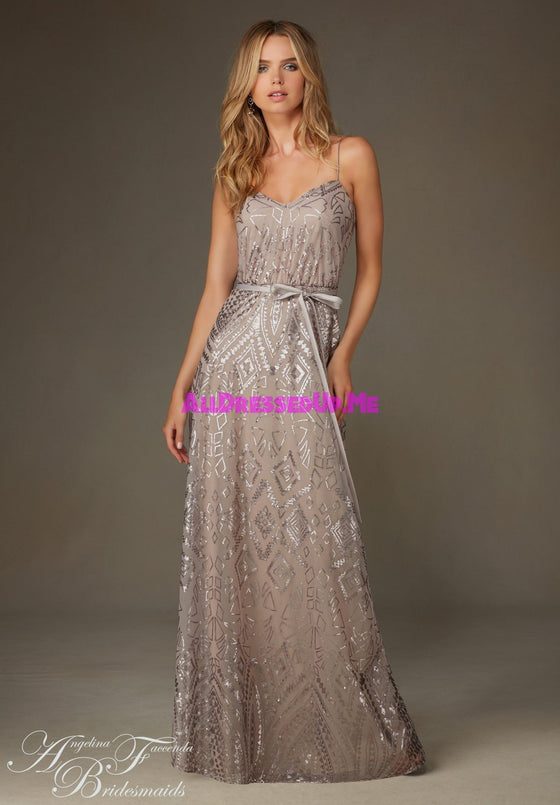 Angelina Faccenda - 20477 - All Dressed Up, Bridesmaids - Morilee - - Dresses Wedding Chattanooga Hixson Shops Boutiques Tennessee TN Georgia GA MSRP Lowest Prices Sale Discount