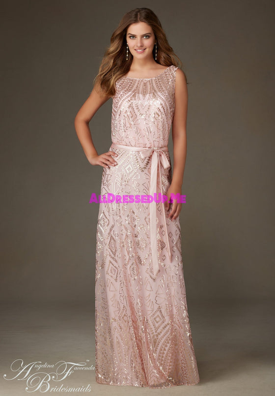 Angelina Faccenda - 20478 - All Dressed Up, Bridesmaids - Morilee - - Dresses Wedding Chattanooga Hixson Shops Boutiques Tennessee TN Georgia GA MSRP Lowest Prices Sale Discount
