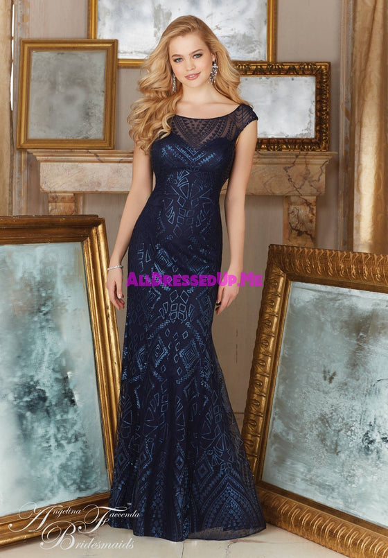 Angelina Faccenda - 20481 - All Dressed Up, Bridesmaids - Morilee - - Dresses Wedding Chattanooga Hixson Shops Boutiques Tennessee TN Georgia GA MSRP Lowest Prices Sale Discount