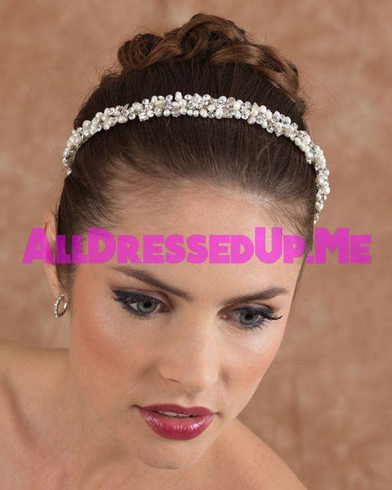 Berger - 2603 - All Dressed Up, Headpiece - Mon Cheri - - Edward Wedding Collection Costume Bridal Hand Crafted Made Quality Special Occasions Bling Chattanooga Hixson Shops Boutiques Tennessee TN Georgia GA MSRP Lowest Prices Sale Discount