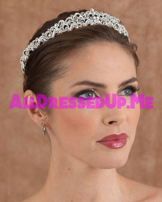 Berger - 2611 - All Dressed Up, Headpiece - Mon Cheri - - Edward Wedding Collection Costume Bridal Hand Crafted Made Quality Special Occasions Bling Chattanooga Hixson Shops Boutiques Tennessee TN Georgia GA MSRP Lowest Prices Sale Discount