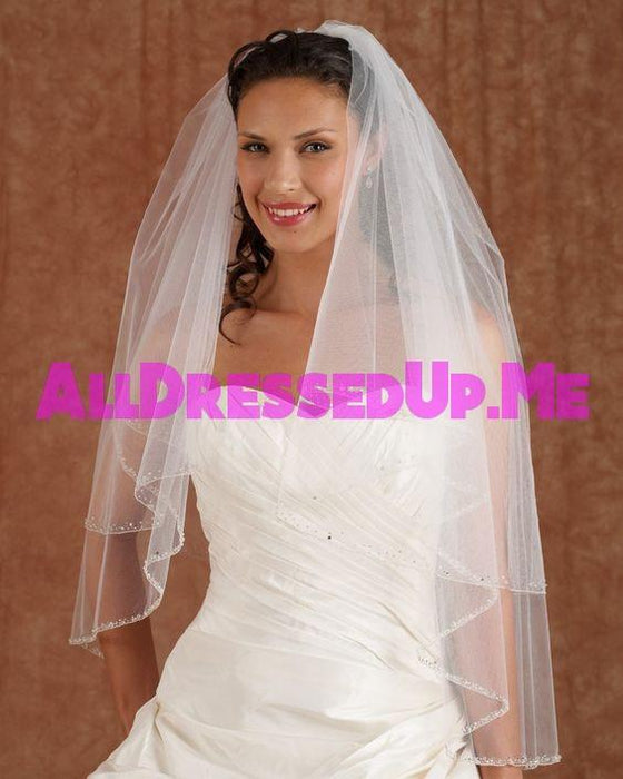 Berger - 4209 - All Dressed Up, Veil - Mon Cheri - - Edward Wedding Collection Costume Bridal Hand Crafted Made Quality Special Occasions Bling Chattanooga Hixson Shops Boutiques Tennessee TN Georgia GA MSRP Lowest Prices Sale Discount