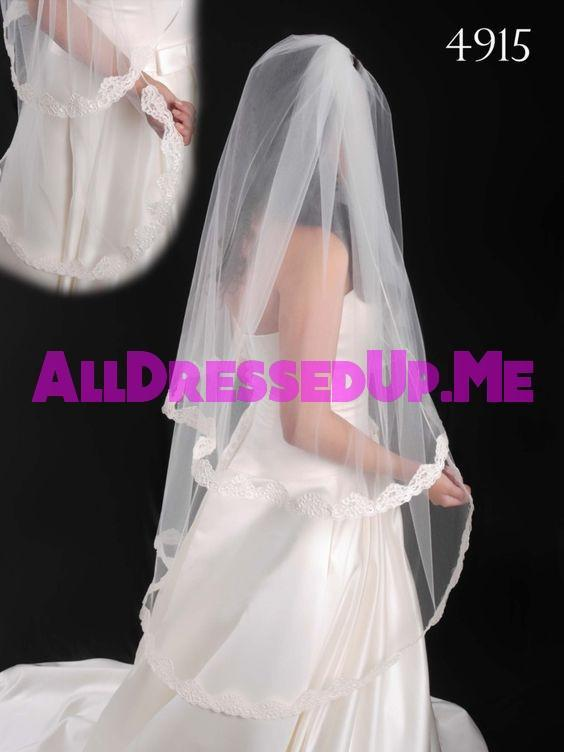 Berger - 4915 - All Dressed Up, Veil - Mon Cheri - - Edward Wedding Collection Costume Bridal Hand Crafted Made Quality Special Occasions Bling Chattanooga Hixson Shops Boutiques Tennessee TN Georgia GA MSRP Lowest Prices Sale Discount
