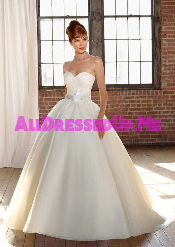 Blu - 4808 - All Dressed Up, Bridal Gown - Morilee - - Wedding Gowns Dresses Chattanooga Hixson Shops Boutiques Tennessee TN Georgia GA MSRP Lowest Prices Sale Discount