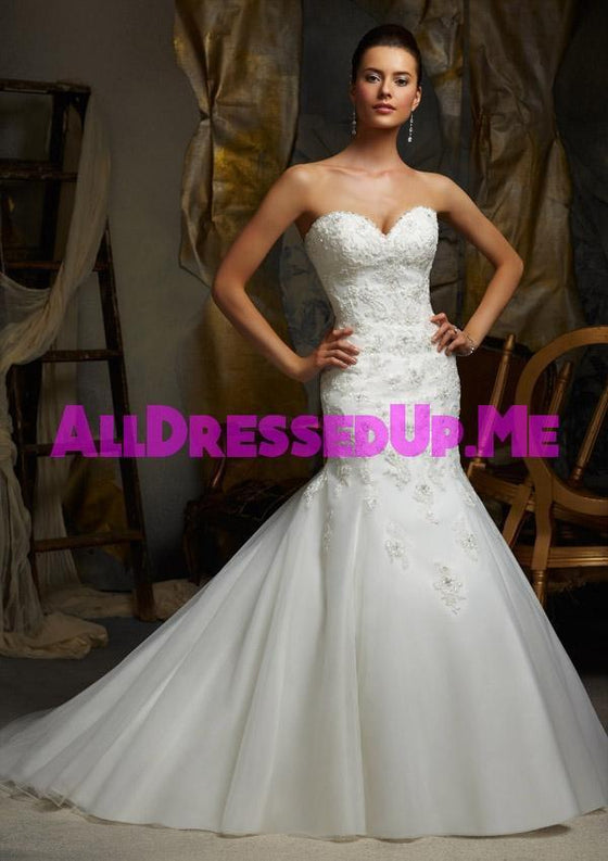 Blu - 5106 - All Dressed Up, Bridal Gown - Morilee - - Wedding Gowns Dresses Chattanooga Hixson Shops Boutiques Tennessee TN Georgia GA MSRP Lowest Prices Sale Discount