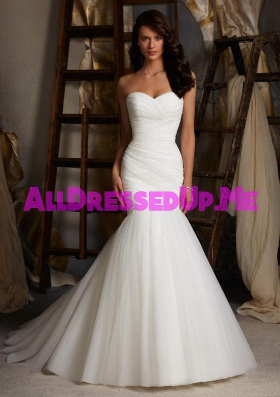 Blu - 5108 - All Dressed Up, Bridal Gown - Morilee - - Wedding Gowns Dresses Chattanooga Hixson Shops Boutiques Tennessee TN Georgia GA MSRP Lowest Prices Sale Discount
