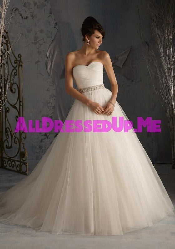 Blu wedding bridal gowns all morilee all dressed up for Wedding dresses chattanooga tn