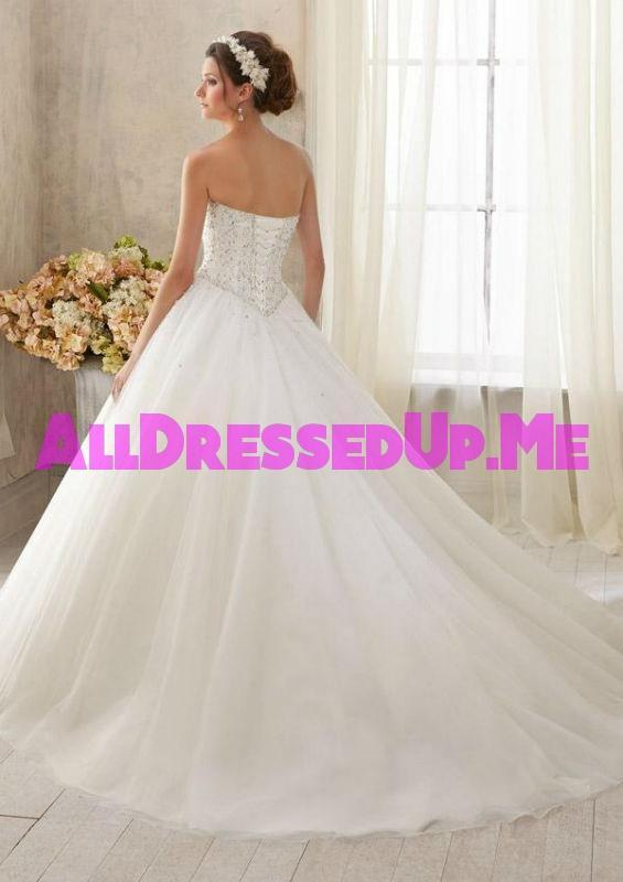 Blu - 5216 - Cheron's Bridal, Wedding Gown - Morilee - - Wedding Gowns Dresses Chattanooga Hixson Shops Boutiques Tennessee TN Georgia GA MSRP Lowest Prices Sale Discount