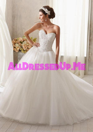 Blu - 5216 - All Dressed Up, Bridal Gown - Morilee - - Wedding Gowns Dresses Chattanooga Hixson Shops Boutiques Tennessee TN Georgia GA MSRP Lowest Prices Sale Discount