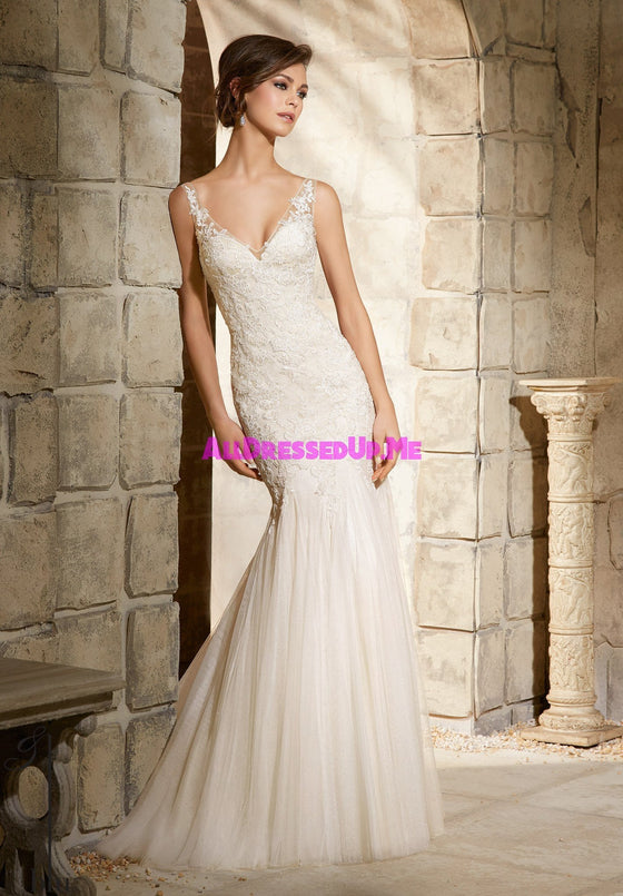 Blu - 5365 - All Dressed Up, Bridal Gown - Morilee - - Wedding Gowns Dresses Chattanooga Hixson Shops Boutiques Tennessee TN Georgia GA MSRP Lowest Prices Sale Discount