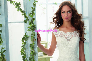 Blu - 5410 - All Dressed Up, Bridal Gown - Morilee - - Wedding Gowns Dresses Chattanooga Hixson Shops Boutiques Tennessee TN Georgia GA MSRP Lowest Prices Sale Discount