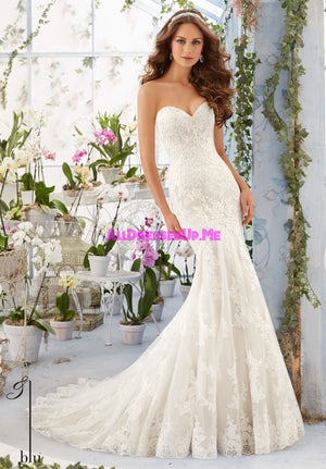 Blu - 5413 - All Dressed Up, Bridal Gown - Morilee - - Wedding Gowns Dresses Chattanooga Hixson Shops Boutiques Tennessee TN Georgia GA MSRP Lowest Prices Sale Discount