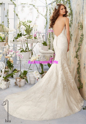 Blu - 5415 - All Dressed Up, Bridal Gown - Morilee - - Wedding Gowns Dresses Chattanooga Hixson Shops Boutiques Tennessee TN Georgia GA MSRP Lowest Prices Sale Discount