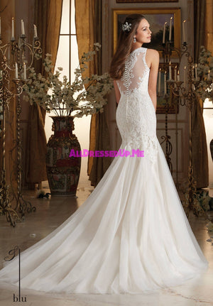 Blu - 5464 - All Dressed Up, Bridal Gown - Morilee - - Wedding Gowns Dresses Chattanooga Hixson Shops Boutiques Tennessee TN Georgia GA MSRP Lowest Prices Sale Discount