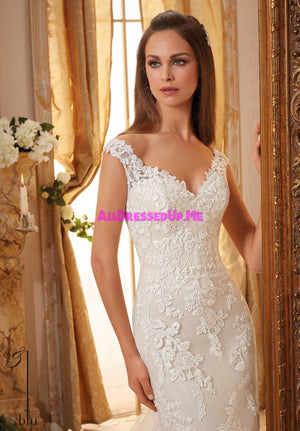 Blu - 5471 - All Dressed Up, Bridal Gown - Morilee - - Wedding Gowns Dresses Chattanooga Hixson Shops Boutiques Tennessee TN Georgia GA MSRP Lowest Prices Sale Discount