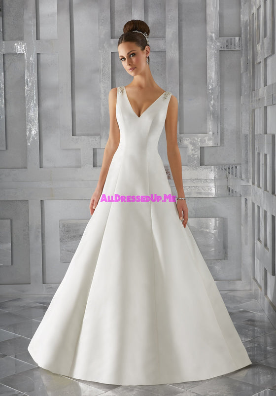 Blu - Malke - 5574 - All Dressed Up, Bridal Gown - Morilee - - Wedding Gowns Dresses Chattanooga Hixson Shops Boutiques Tennessee TN Georgia GA MSRP Lowest Prices Sale Discount