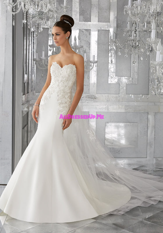 Blu - Maris - 5575 - All Dressed Up, Bridal Gown - Morilee - - Wedding Gowns Dresses Chattanooga Hixson Shops Boutiques Tennessee TN Georgia GA MSRP Lowest Prices Sale Discount