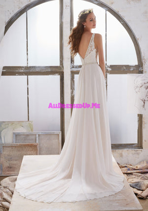 Blu - Marjorie - 5505 - All Dressed Up, Bridal Gown - Morilee - - Wedding Gowns Dresses Chattanooga Hixson Shops Boutiques Tennessee TN Georgia GA MSRP Lowest Prices Sale Discount